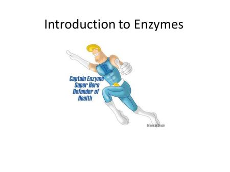 Introduction to Enzymes. What is a chemical reaction? It is when a substance reacts and changes in some way.