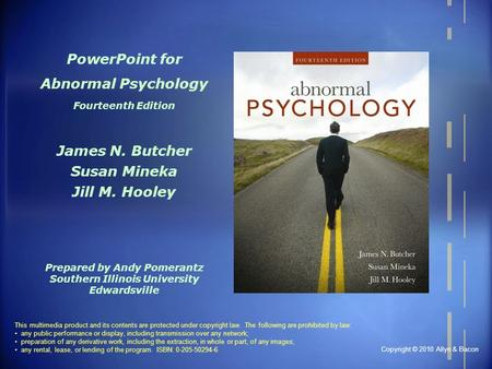 Chapter 6 Panic Anxiety Obsessions And Their Disorders