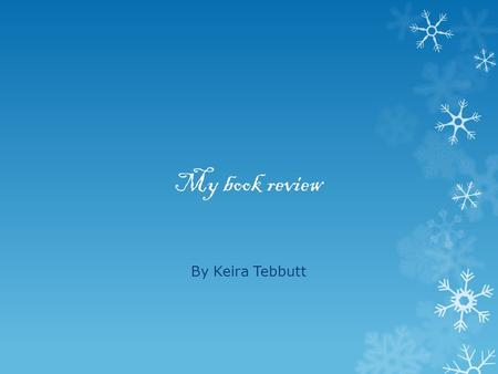 My book review By Keira Tebbutt. Girl Online For my book review I decided to pick girl online because I have just finished reading it and I just want.