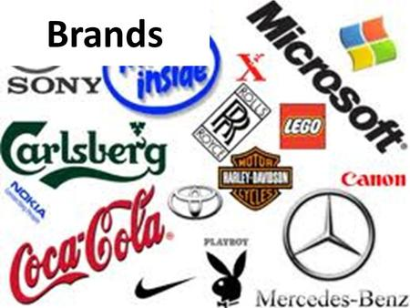 Brands. Branding Name, term, sign, symbol, or design, or a combination of them intended to identify the goods and services of one seller or groups of.