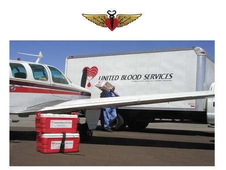FLIGHTS FOR LIFE, INCORPORATED Volunteer Mercy Pilots Phoenix, Arizona.