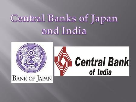 The Bank of Japan was established under the Bank of Japan Act (promulgated in June 1882) and began operating on October 10, 1882, as the nation's central.
