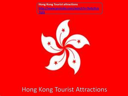 Hong Kong Tourist attractions  7yjQ.