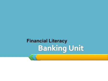 Financial Literacy. Types of Financial Services  Savings Deposit  Payment Services Checking account  Borrowing Short-Term Long-Term.