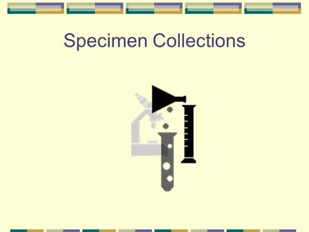 Specimen Collections.