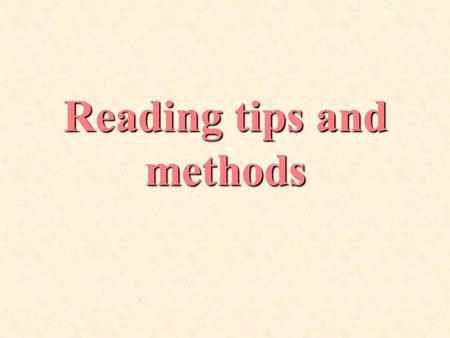 Reading tips and methods. According to the following information, what will we know? BOOK1 Unit1 Friend—Anne's best friend Unit2 English around the world—The.