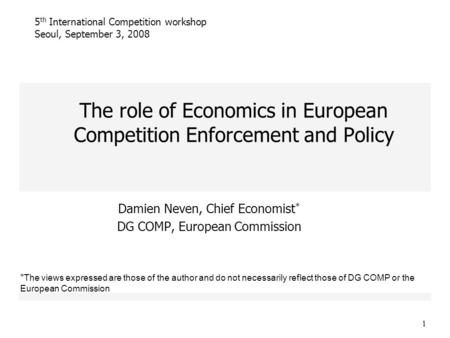 economics of competition policy in india The main aims of competition policy are to promote competition make markets work better and contribute towards improved efficiency in individual markets and enhanced competitiveness of uk businesses within the european union (eu) single market .