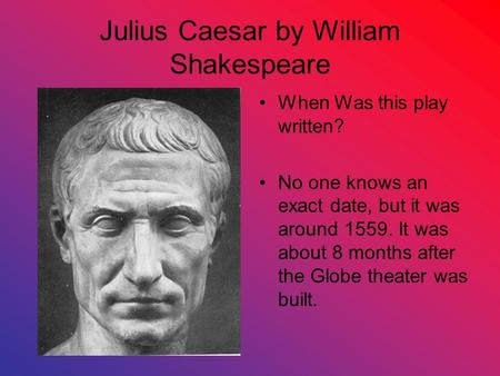 brutus from shakespeares julius caesar as a tragic hero Get an answer for 'in julius caesar, why is brutus a tragic hero' and find homework help for other julius caesar questions at enotes.