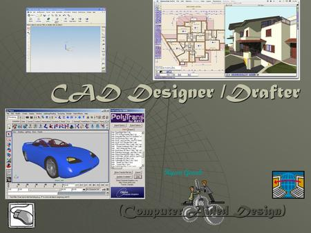 CAD Designer /Drafter (Computer Aided Design) Ryan Genek.