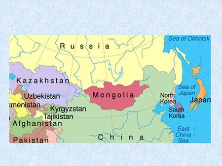 Mongolia Today. The Mongolian Empire The Mongolian War Machine The 3 T's The Mongolians were successful because of their superior military tactics training.
