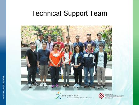 Technical Support Team. Research Lab Staff Office Research Lab Staff Office Teaching Labs Rehab Clinic Rehab Clinic Anatomy Lab Our Locations.