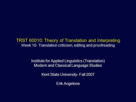 catford a linguistic theory of translation an essay in applied linguistics