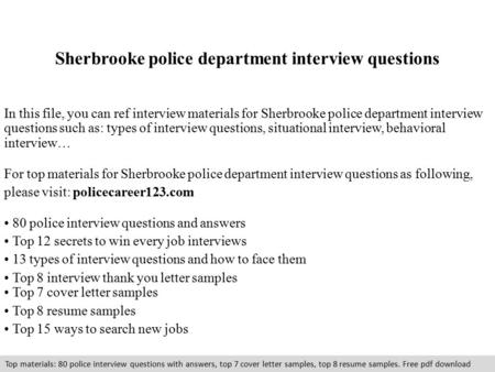 program manager interview questions and answers pdf