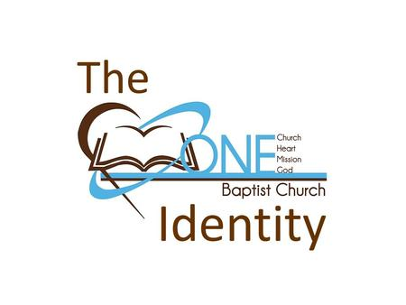 Identity The. We MUST embody the WORD of God We MUST embody the IMAGE of God We MUST embody the POWER of God We MUST embody the LIFE of God We MUST.
