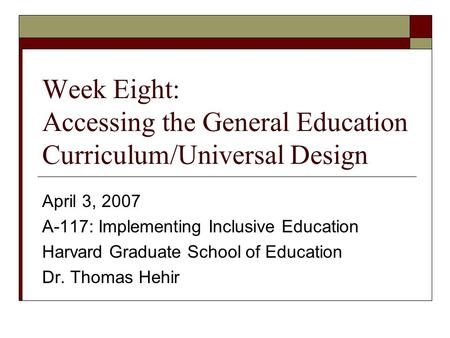 essays on general education in harvard college