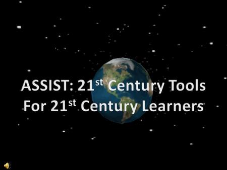 2 ASSIST for Schools/Districts An Overview of the Framework Dr. W. Darrell Barringer.