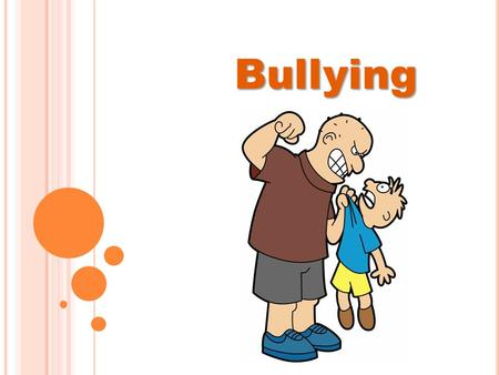 Bullying. W HAT IS BULLYING ? Bullying is unwanted, aggressive behavior among school aged children that involves a real or perceived power imbalance.