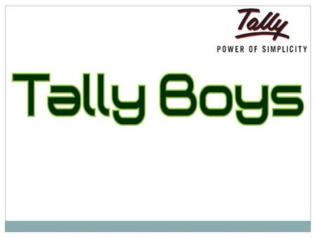 OPD Management This Module developed complete OPD Management System www.tallyboys.com.
