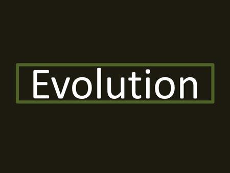 Evolution. What is a theory? Scientific Definition of a Theory A scientific theory summarizes a hypothesis or series of hypotheses that have been supported.