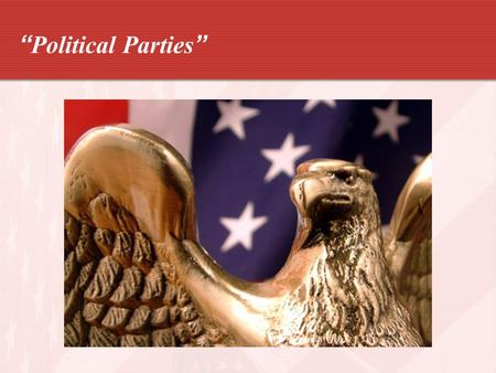 growth of political parties Read this american history essay and over 88,000 other research documents growth of political parties what are the functions and roles of political parties how do.