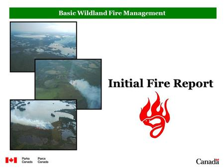 Basic Wildland Fire Management