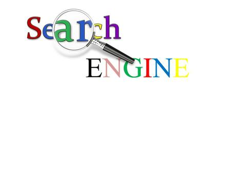 CONTENTS WHAT ARE SEARCH ENGINES? IMPORTANCE OF SEARCH ENGINES TYPES OF SEARCH ENGINES: – CRAWLER BASED – DIRECTORIES – HYBRID – META HOW TO USE SEARCH.