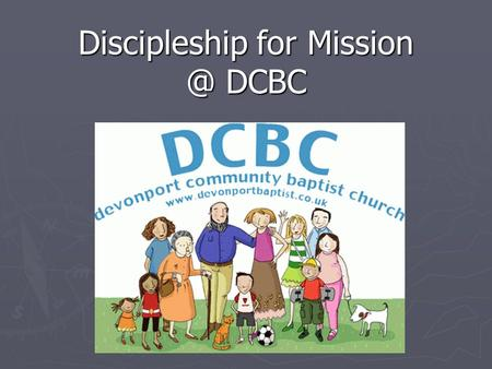 Discipleship for DCBC. Novel, Newspaper & Poetry How do we read each of these differently?
