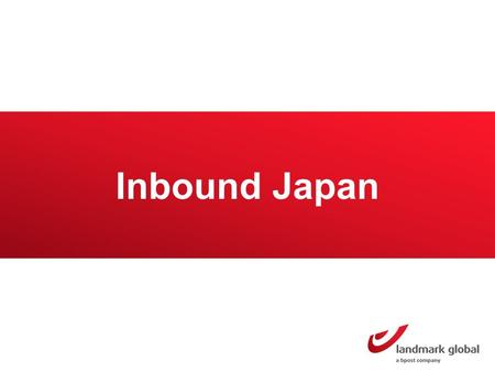Inbound Japan. Japan Market overview Japan has a population of 127.3 million inhabitants 76 million buy online Online sales amounted to a value worth.