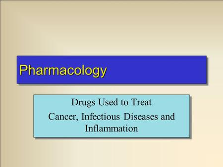 drugs to treat cancer Classes of chemotherapy drugs used to treat breast cancer.