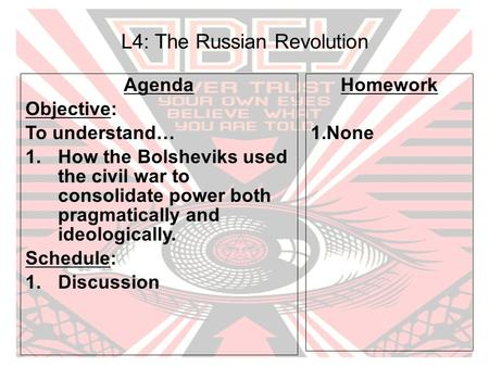 the bolshevik takeover Fifth in a seriespart 1 part 2 part 3 part 4 propaganda was decisive in the victory of the bolsheviks in the  propaganda: key to the communist takeover in.