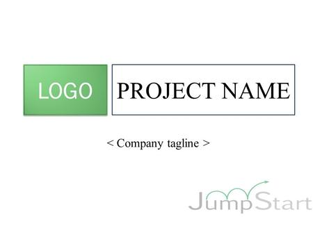 PROJECT NAME LOGO. THE PROBLEM Identify the current gap/problem in the market List your target market's needs and how they are currently being met in.
