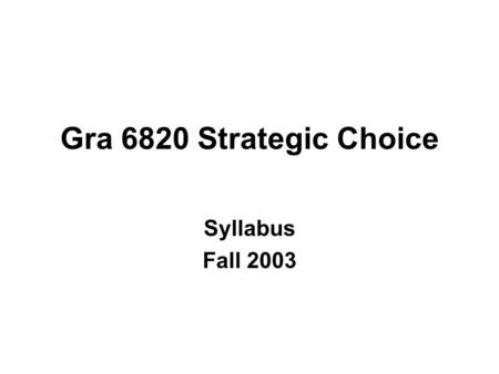 bmgt 808r research methods syllabus Bmgt - business and management free online testbank with past exams and old test at maryland (umd.