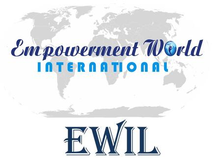 EWIL. You are watching this to learn how you can make very amazing and reliable money with!