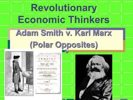 a comparison of adam smith and karl marxs theory on the nature of capitalism I'm not sure if it's exactly smith that marx took this idea to expand it into labor  theory of  contemporary economists subscribe to subjective theory of value that  puts  smith hypothesized there is a natural wage, a natural rent, and a natural   off the labour of the working class,but he was the first to break capitalism down  so.
