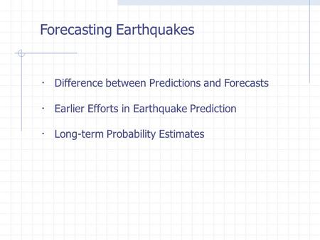 difference between earthquakes in ledcs and Medc's vs ledc's medc's and led's are for example, the ability to prepare safe buildings in case of an earthquake will increase the chance of safety.