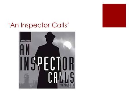 'An Inspector Calls'. 2. What do we learn about the following characters in Act 2?  Sybil  Sheila  Eric  Gerald  Eva What type of person are they.