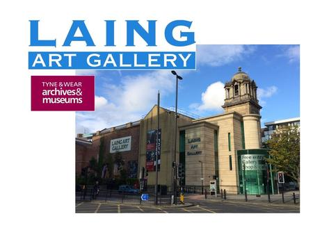 What can YOU see at the Laing? LOTS of different types of Paintings! Sculptures! Prints! Can you think of any other types of art you might find? Ceramics!