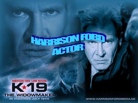 Harrison Ford (born July 13, 1942) is an American film actor and producer. Ford is best known for his performances as Han Solo in the original Star.
