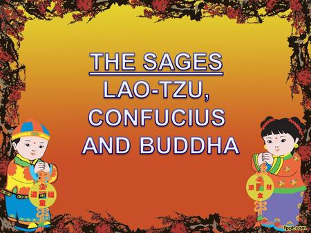 taoism and confucianism achieving harmony in and with the world