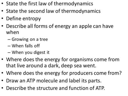 essay on laws of thermodynamics Laws of thermodynamics there are four laws of thermodynamics that say how energy can be moved between two objects in the form of heat zeroth law of.