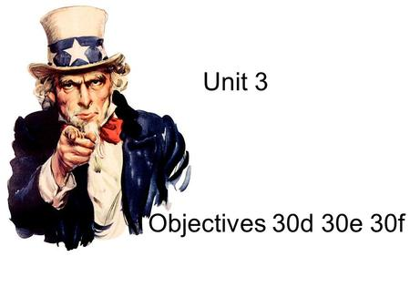 Unit 3 Objectives 30d 30e 30f. 14 th Amendment No state shall make or enforce any law that shall abridge the privileges or immunities of the citizens.