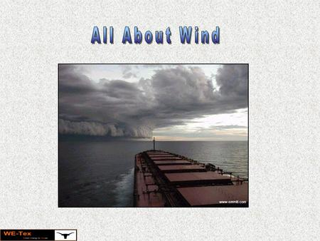 Www.omniti.com. Wind! What Do We Need to Produce Wind Energy?