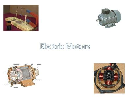 Applications Fans Blowers Machine tools (drill) Appliances (blender, food processor) Wristwatches Disk drives Pumps Etc.