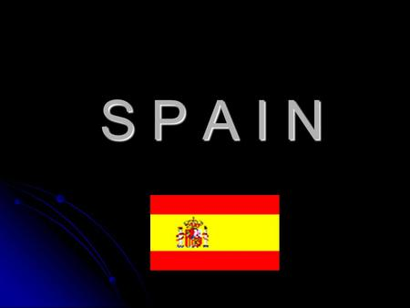 S P A I N S P A I N. Geographical arrangement Spain is t t t the state in the extreme southwest of Europe. It occupies 5/6 Iberian peninsulas, Belearsky.