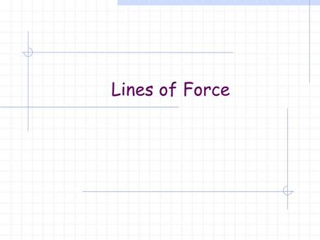 Lines of Force. Assist in development of spaces within a landscape Guides lines within the landscape Helps to proportion spaces logically Used to develop.
