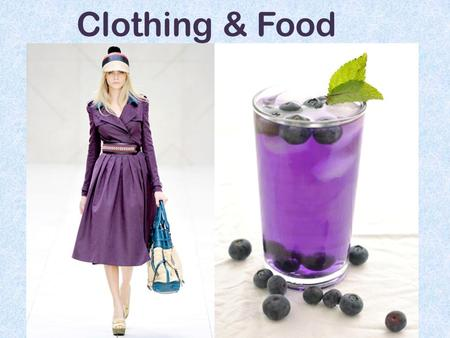 Clothing & Food. Canada t -25 Spain t +30 Great Britain t +7.