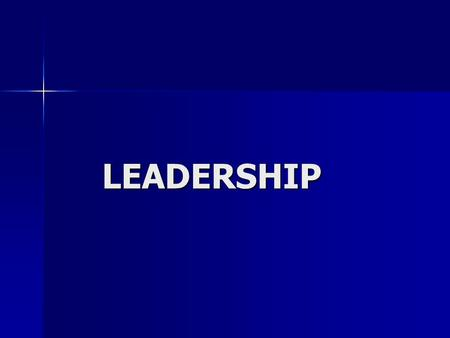 LEADERSHIP. Bass' (1989 & 1990) Theory of Leadership (1989 & 1990)(1989 & 1990) There are three basic ways to explain how people become leaders. Some.