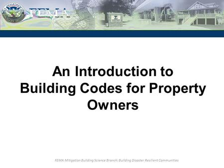 An Introduction to Building Codes for Property Owners