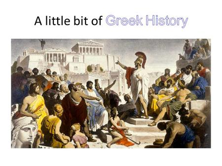 an overview of the greek and An overview of the sources for hellenistic and roman history so that from this time onwards many of the sources contain both greek and roman history.