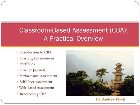 Assessment Through the Student's Eyes - Educational Leadership